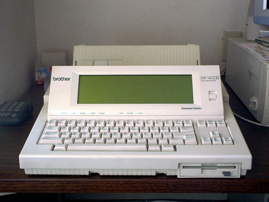 Brother Word Processor c1994