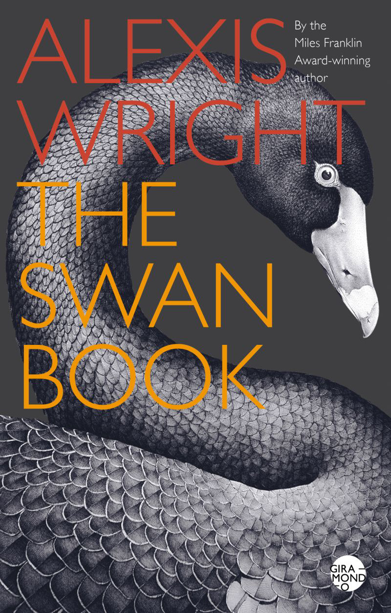 Front cover of 'The Swan Book' by Alexis Wright