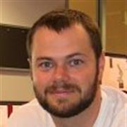 Headshot imagee of Gavin Paul