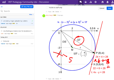 a screenshot of an Ed image annotation, showing a mathematical diagram.